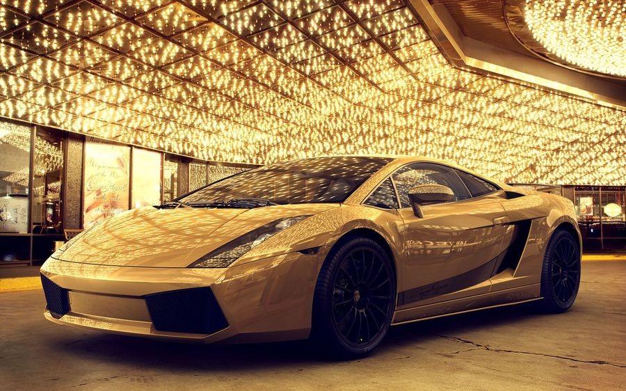 Lamborghini_Gold
