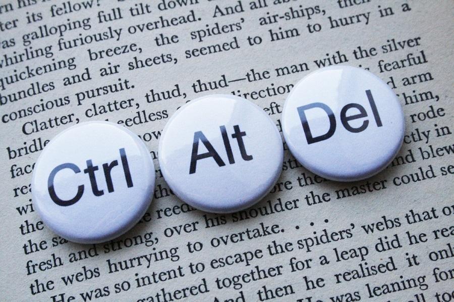 control-alt-delete