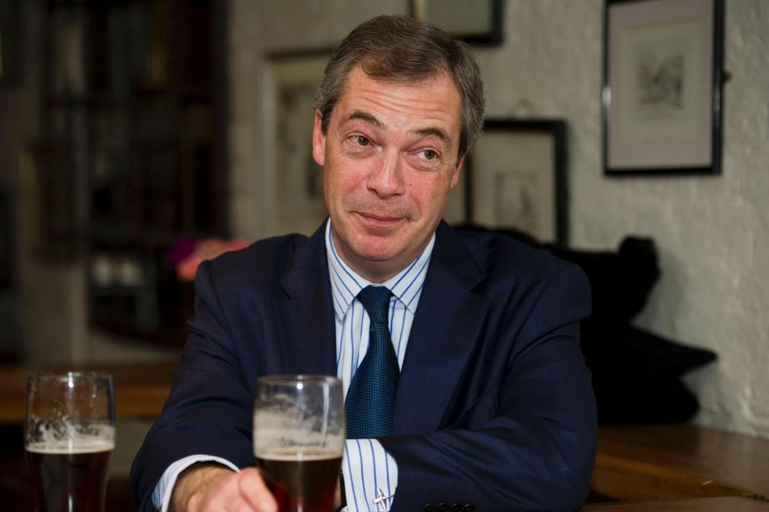 UKIP leader Nigel Farage-1521974