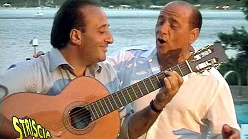 ITALY-BERLUSCONI-SONG