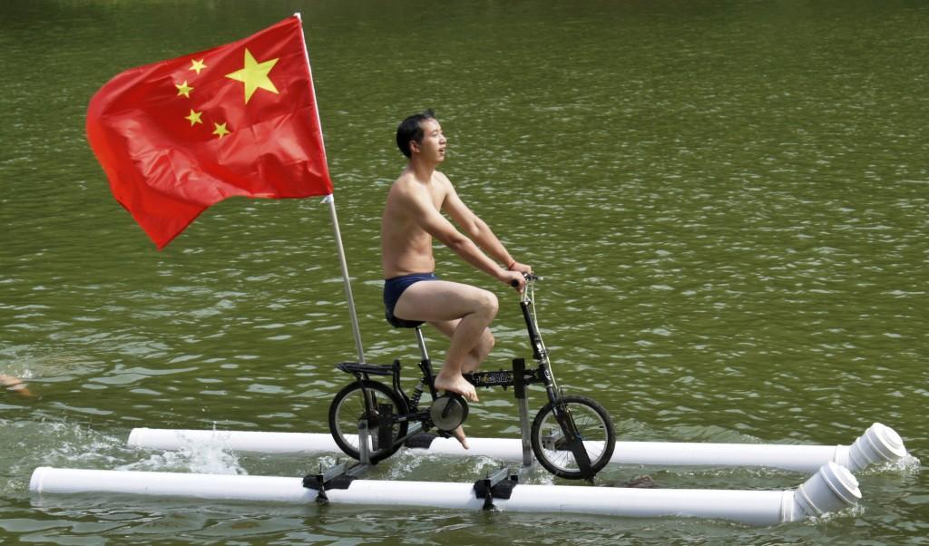 Водно колело