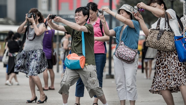 China - Tourists New Rules 2