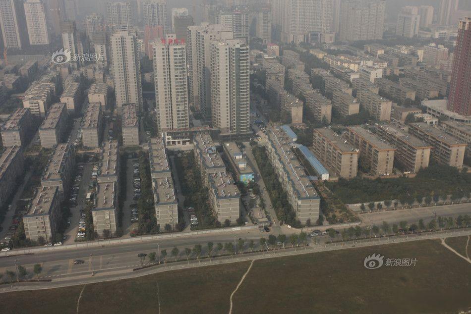Xi'an - Housing Complex Built on Highway 4