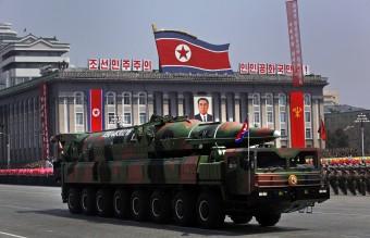 North Korea Koreas US Missiles