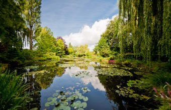 The Gardens at Giverny