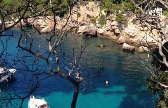 Cap d'Antibes near the Hotel Eden Roc