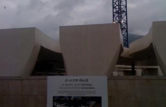 Jean Cocteau Museum in Menton