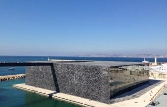 Museum of European and Mediterranean Civilizations (MuCEM) in Marseille