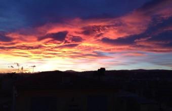 Nice Nice sunset