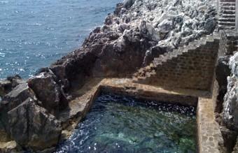 Swimming hole du jour near Saint-Jean-Cap-Ferrat