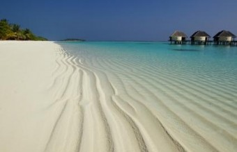 Kanuhura Beach Maldives