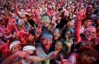 China - Colour Run