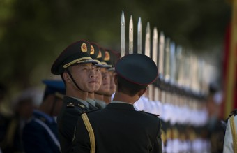China - Honor Guard