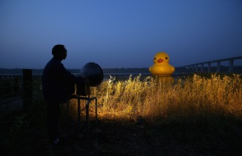 China - Rubber Duck
