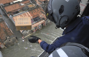 China - Shantou Floods