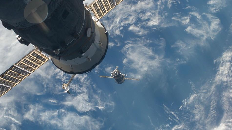 Soyuz-ISS