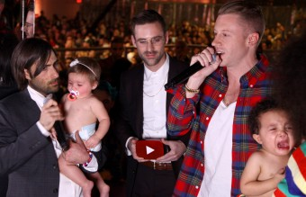 YouTube Music Awards 2013 - Show
