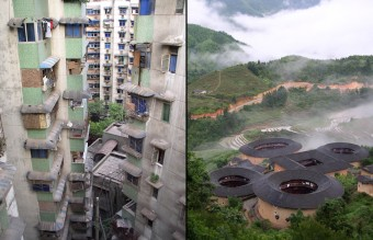 Chongqing Apartments & Hakka Tulou