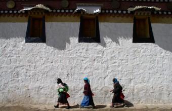 Gansu Tibetans