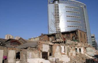 Tianjin Old vs New