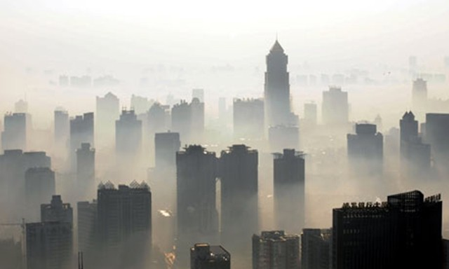 China - Air Pollution