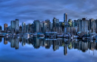 Ванкувър, Канада