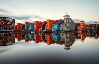 Грьонинген, Холандия