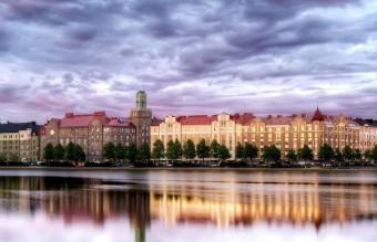 Хелзинки, Финландия