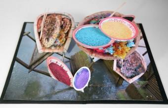 Buyi Multicoloured Rice