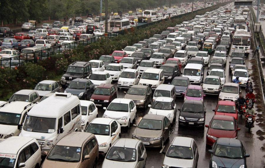 embouteillage-voiture
