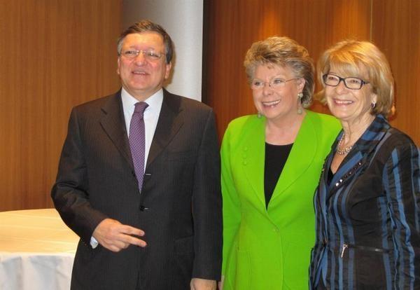 Morin-Chartier et Barroso