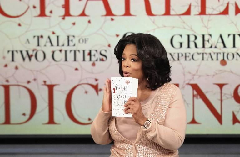 oprah picks dickens