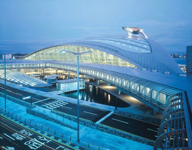 Incheon International Airport 1