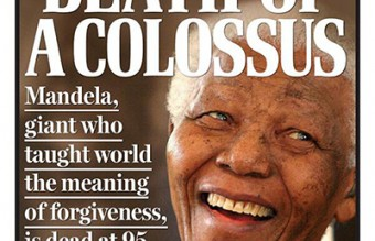 Mandela New Yorker