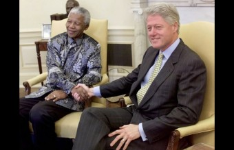 nelson-mandela-bill-clinton
