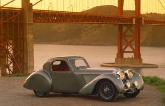1938 Jaguar SS100 Coupé