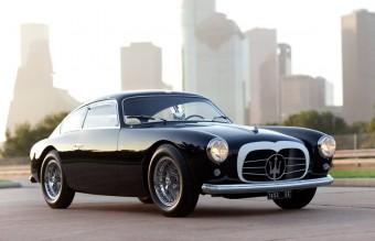 1955 Maserati Berlinetta Zagato