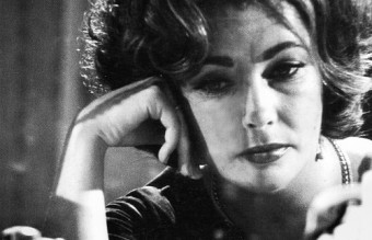 Elizabeth Taylor , Who's Afraid of Virginia Woolf, 1966.