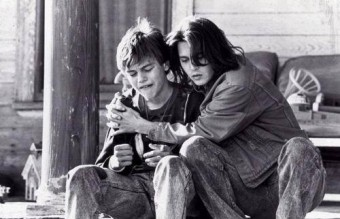 Johnny Depp , Leonardo DiCaprio , What's Eating Gilbert Grape