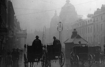 London Rain. 1903