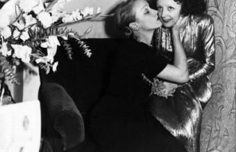 Marlene Dietrich , Edith Piaf