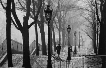 Montmartre Paris 1936
