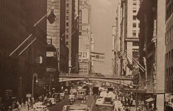 NEW YORK CITY, manhattan, 1950