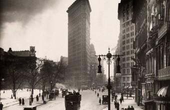 New York, 1918