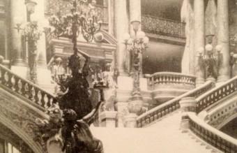 Opera Garnier , Paris, 1901