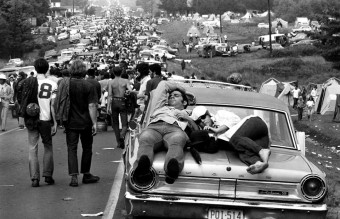 The road to Woodstock (1969)