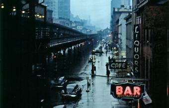 Third Avenue,NYC, 1951