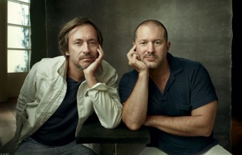 44 Marc Newson, Jonathan Ive