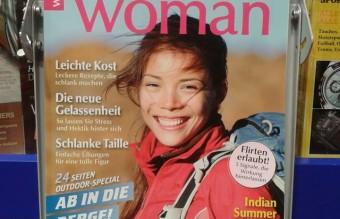 ariane cover Duits tijdschrift