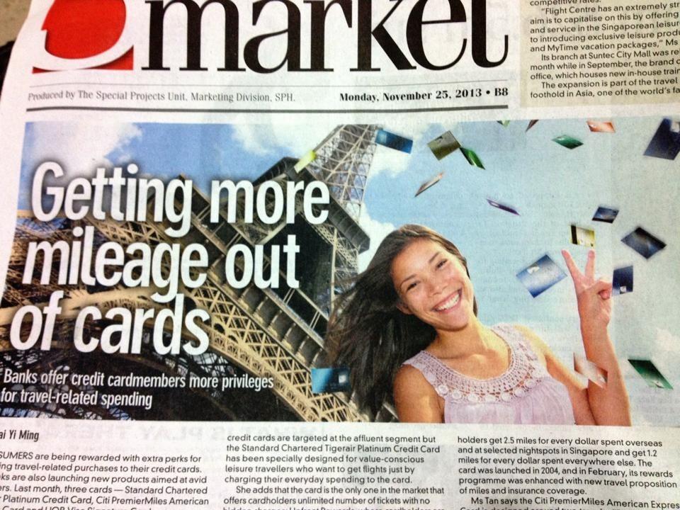 ariane creditcards